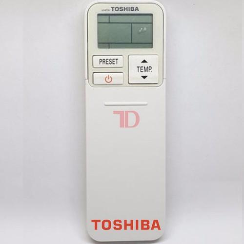 REMOTE máy lạnh TOSHIBA trược mới