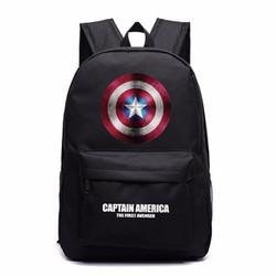 Ba lô vải dù Captain America N139