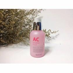 Nước hoa hồng Toner AC Skinaz - Sạch da, Kiềm dầu, Se khít chân lông