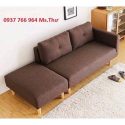 sofa băng thư giãn, nệm êm ái