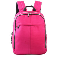 Balo laptop Ikea Family Backpack Pink