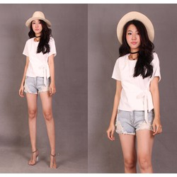 Quần short jean Thái Lan