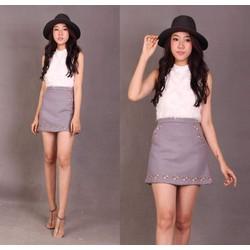 Chân váy thêu Thái Lan