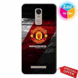 Ốp lưng Xiaomi Note3ProNhựa dẻo in hình Câu lạc bộ Manchester United