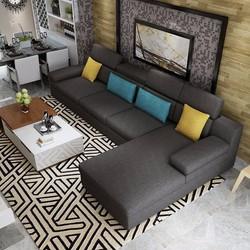 sofa góc thư giãn và sang trọng tôn vinh vẻ đẹp căn phòng bạn