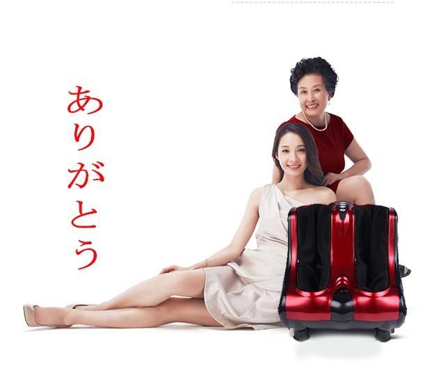 Máy Massage Chân và bụng chân Legs Beautician.hỗ trợ 50k phí vc 1
