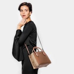túi xách nữ hàng nhập da tốt siêu sang-pll3497