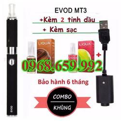 thuốc điện tử lá - evod-mt3