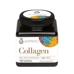 Viên uống Youtheory Collagen Advanced Type 1, 3 hộp 120 viên