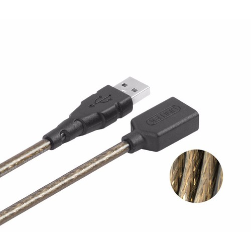 Cáp nối dài USB 1.8m Unitek Y-C416 chính hãng