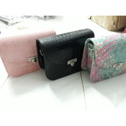 [Made in Thailand] Túi xách đeo chéo