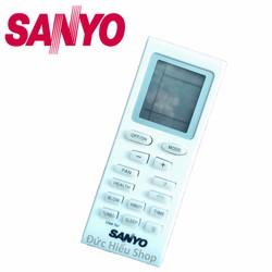 Remote máy lạnh SANYO - tặng kèm pin