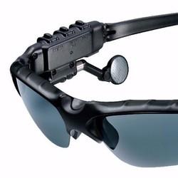 Mắt Kính Tai Nghe Bluetooth,tặng Quạt Mini