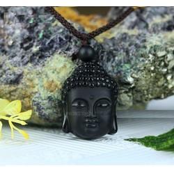 Mặt Dây Phật Tổ Đá Núi Lửa