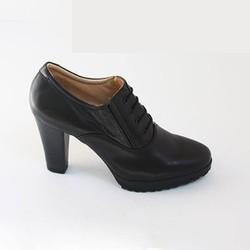 Giày Sỹ quan nữ đế cao
