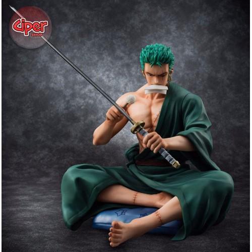 Mô hình Zoro lau kiếm - Mô hình One Piece