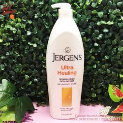 Sữa dưỡng thể Jergens Ultra Healing 621ml