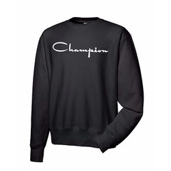 Áo Thun Sweater Fox_Champion Unisex
