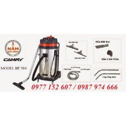 Bán máy hút bụi công nghiệp Camry BF580 bình 70l giá rẻ.