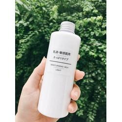 Sữa dưỡng ẩm Muji moisturising milk