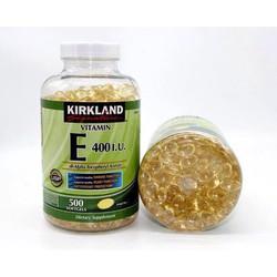 Viên Vitamin E 400 IU Kirkland Signature