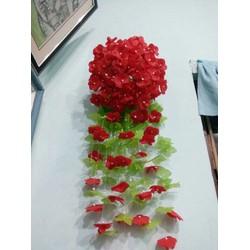 hoa lụa các loại