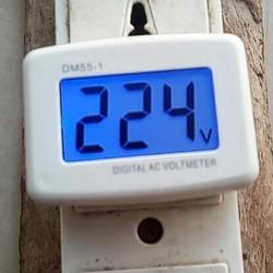 đồng hồ đo VOM AC
