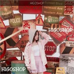 HIGOSHOP | Áo khoác KAKI style Hàn Quốc