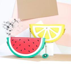 Túi đeo trái cây