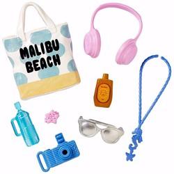 Bộ phụ kiện đi biển búp bê chính hãng Barbie