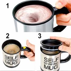 Cốc tự khuấy đa năng - pha sữa, pha cà phê