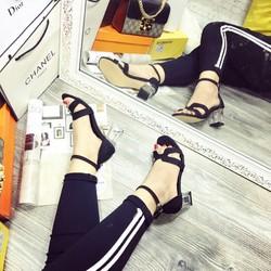giày cao gót mẫu mới