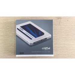 Ổ Cứng SSD Crucial MX300 525GB SATA