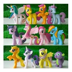 Bộ 12 chú ngựa Pony