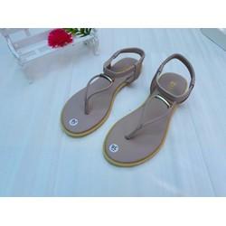 giày Sandal quai kep hàn quốc