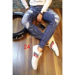 quần bò nam-quần jeans nam ---