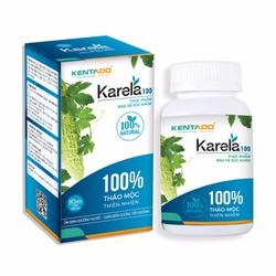 Thực phẩm hỗ trợ điều trị tiểu đường Karela