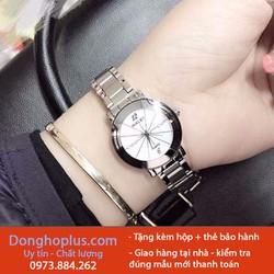 Đồng hồ nữ chính hãng Halei chất lượng tốt