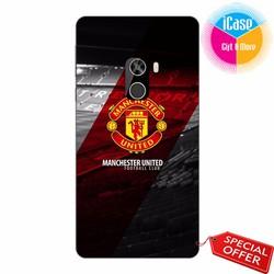 Ốp lưng Xiaomi Mi Mix - Nhựa dẻo in hình Câu lạc bộ Manchester United
