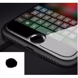 Nút home iphone đen toàn bộ - không có viền màu
