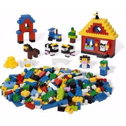 Đồ Chơi Xếp Hình Lego 350 Chi Tiết Giúp Bé Phát Triển Trí Nhớ