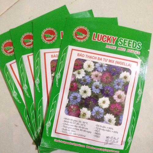 BỘ 2 gói hạt giống hoa Bảo thạch ba tư TẶNG 1 phân bón - 5120606 , 8141511 , 15_8141511 , 49000 , BO-2-goi-hat-giong-hoa-Bao-thach-ba-tu-TANG-1-phan-bon-15_8141511 , sendo.vn , BỘ 2 gói hạt giống hoa Bảo thạch ba tư TẶNG 1 phân bón