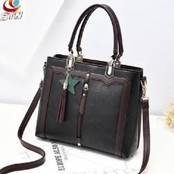 Túi xách nữ - màu xanh đen
