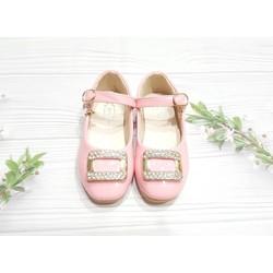 SALE SỐC Giày búp bê phong cách Hàn Quốc cho bé gái