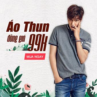 Áo Thun Đồng Giá 99K
