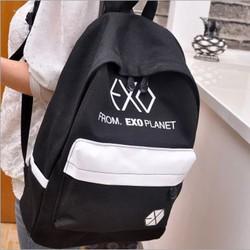 Balo vải dù EXO