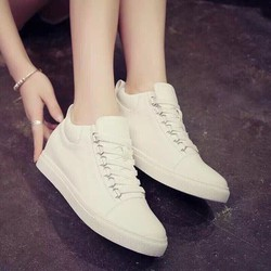 giày bata đế độn nữ cao cấp
