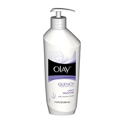 Kem dưỡng thể Olay QUENCH Light Moisture body lotion 350ml