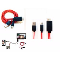 Cable SAMSUNG S3-S4-8600 -NOTE 3-HTC  RA TIVI  HDMI