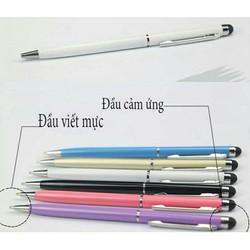 Combo 3 bút cảm ứng - 1 đầu cảm ứng 1 đầu viết mực
